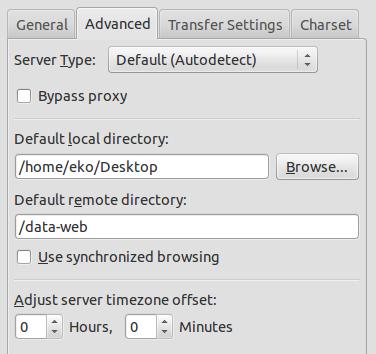 XAMPP default directory